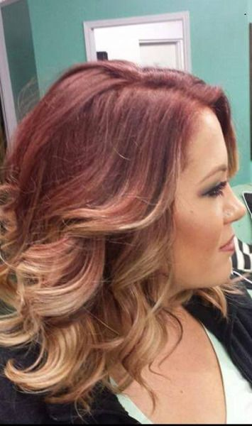 25 Best Ideas about Two Toned Hair on Pinterest