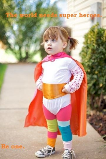 Be one...: Little Girls, Kids Dresses, Girls Outfit, Super Heroes Costumes, Super Girls, Costumes Ideas, Superhero, Super Heroes Parties, Homemade Halloween Costumes