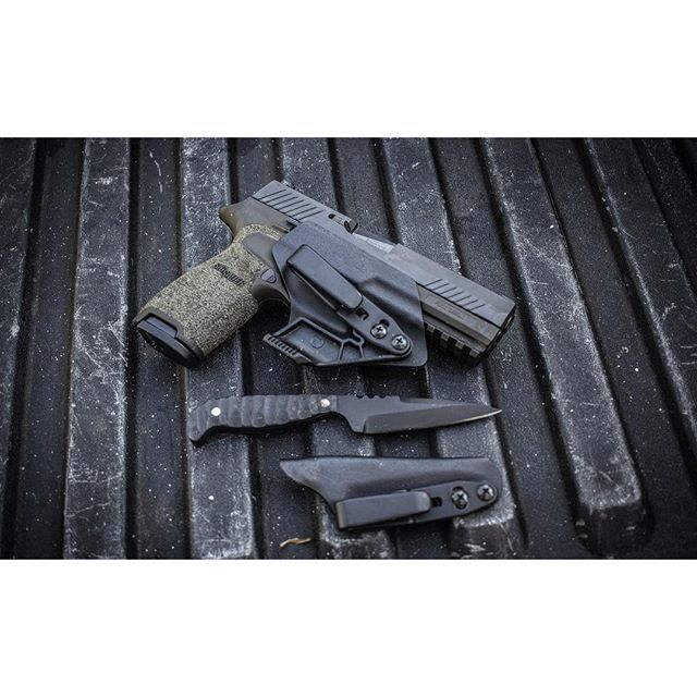 Sig P320 ghost holster now up on the site. Will fit all full size and compact frames(not sub compact). ...