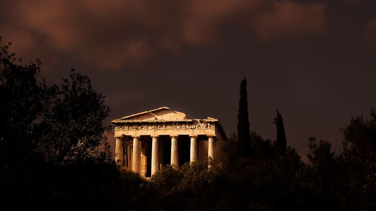 https://flic.kr/p/q8aAbx | Athens - Greece | Temple of Hephaestus