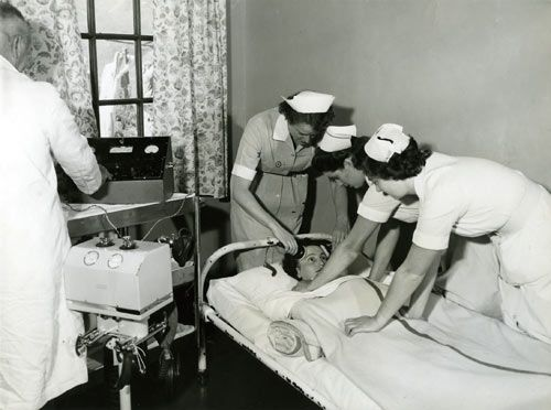 Old Fashioned Treatments For Mental Illness