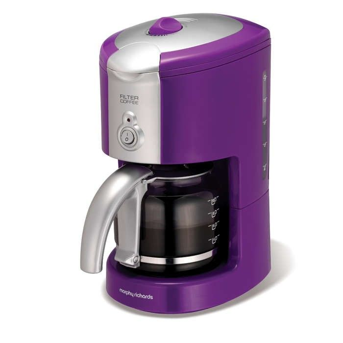 Morphy Richards Coffee Maker Not Working : Pin by Blank Fence on Purple Pinterest