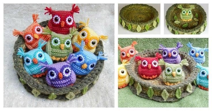 diy-crochet-nesting-rainbow-owls-step-by-step-instructions