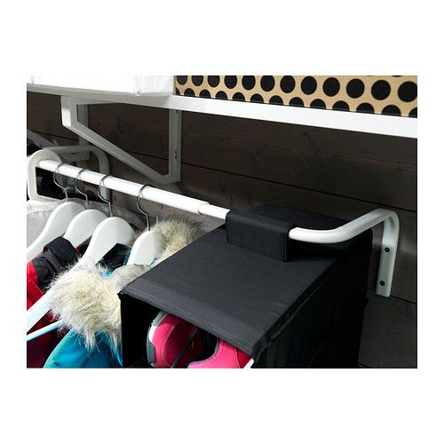 MULIG Clothes bar IKEA You can place MULIG clothes bar anywhere in your home, even in bathrooms and other damp indoor areas. BUY IT