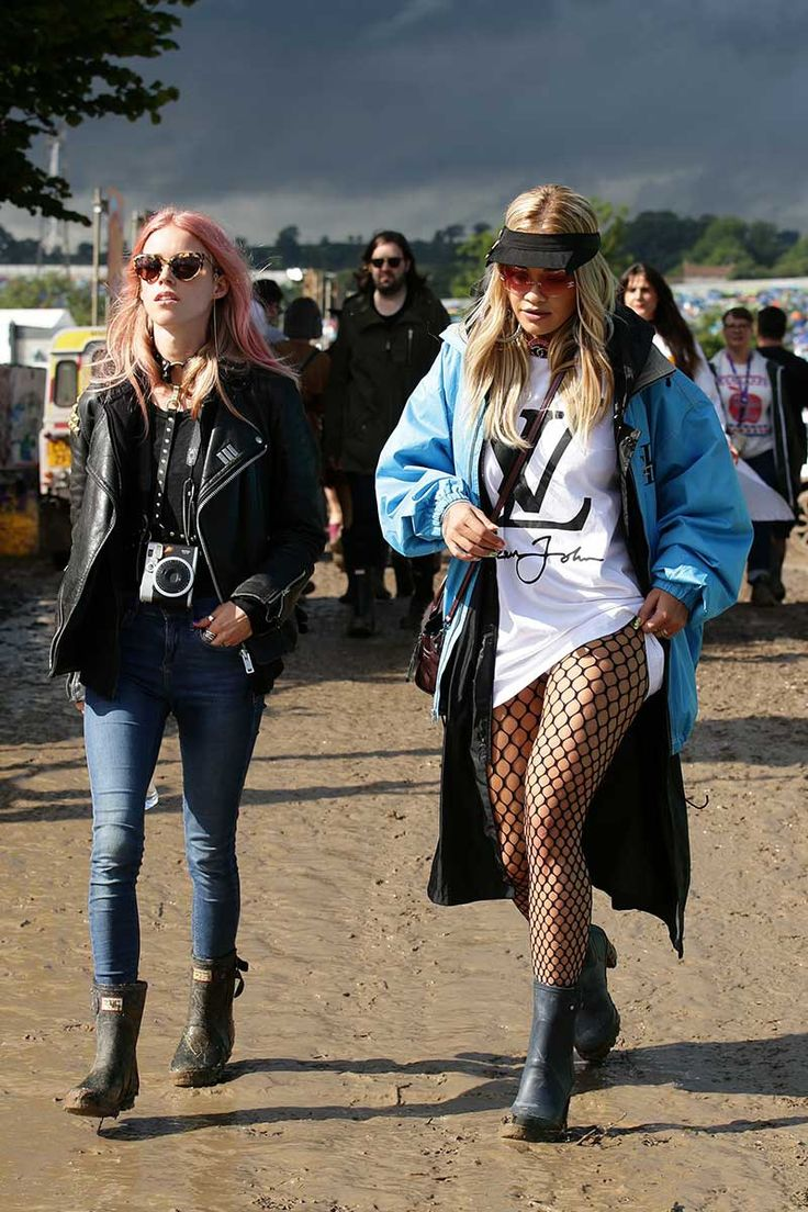 Rita Ora y Mary Charteris