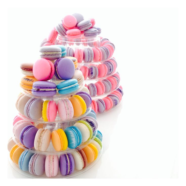 Macaron Towers by Swallow My Words. Available online- www.SwallowMyWords.com