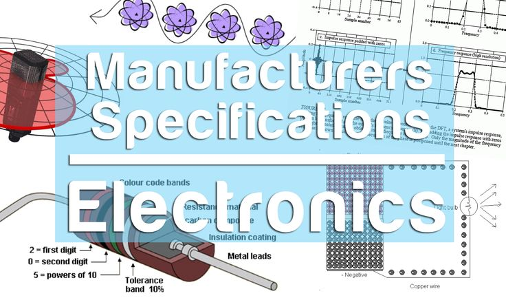 "MANUFACTURERS SPECIFICATIONS – ELECTRONICS  As all Music ""Techies"" will tell you at some point you will need a basic understanding of what is happening in that speaker, that microphone, that pre-amp or even mixing desk. In Part one of these tutorials we cover Manufacturers Specifications – Electronics.  Read more... http://www.themusicespionage.co.uk/manufacturers-specifications-electronics/"