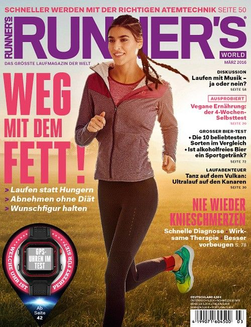 Runners World Germany - Marz 2016