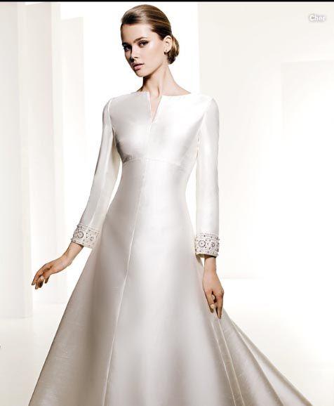 vestidos de novias medievales