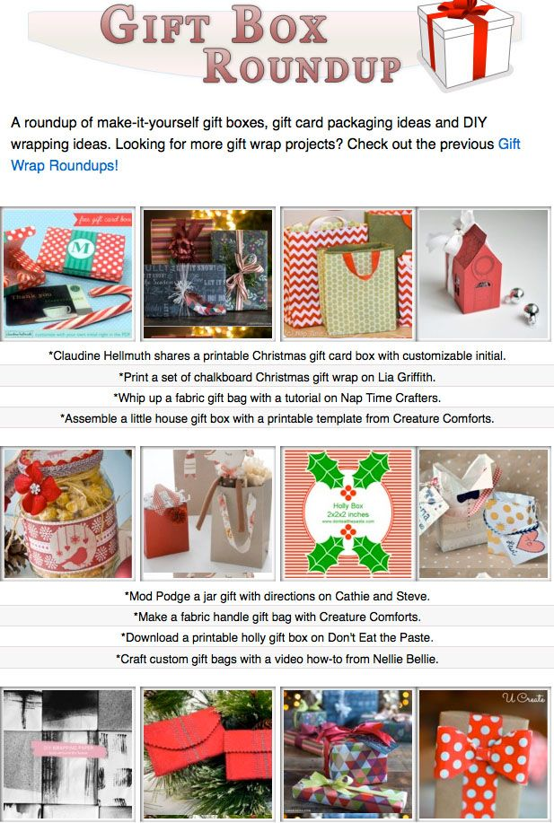 16 make it yourself gift boxes gift card packaging ideas 16 make it yourself gift boxes gift card packaging ideas printable gift wrap and diy wrapping ideas gift wrap roundup pinterest diy wrapping solutioingenieria Choice Image