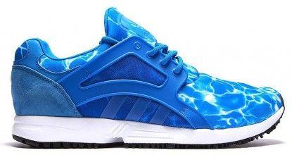 Ανδρικά αθλητικά παπούτσια ADIDAS - μπλε