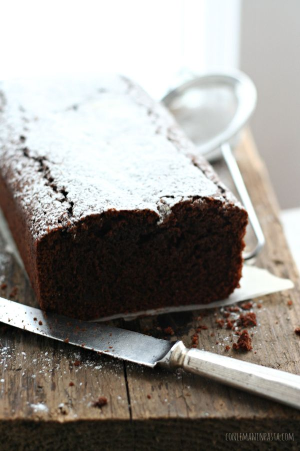 soft chocolate cake