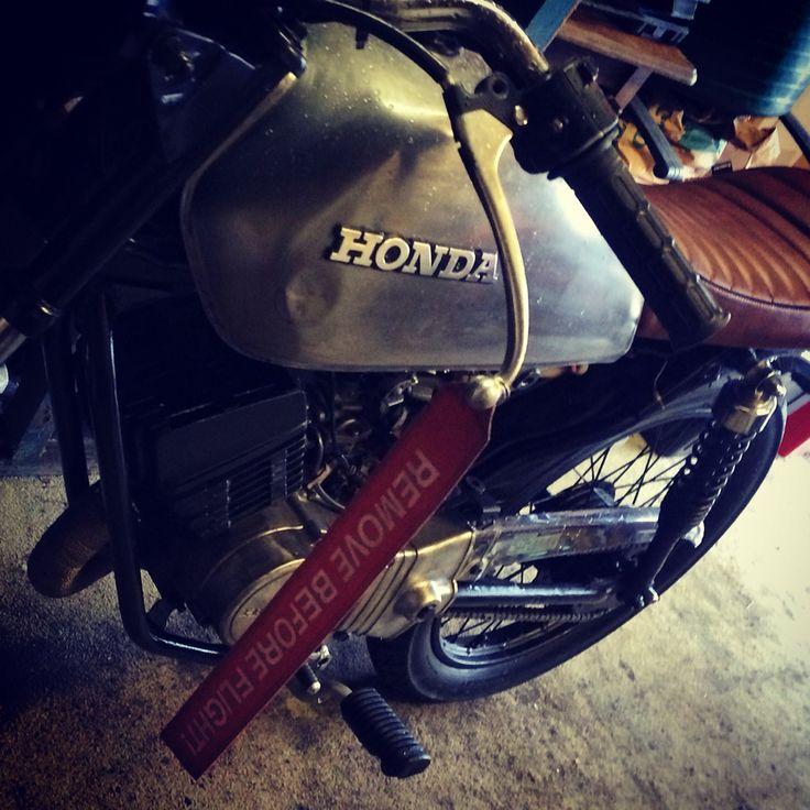 Honda Cafe Racer 125