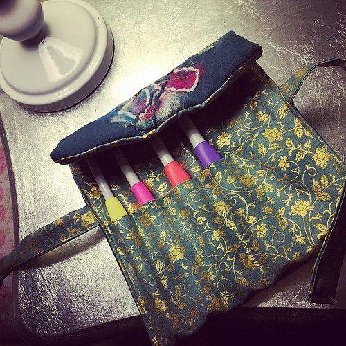 emmafassioknitting: Happily sewing - Cucendo felicemente