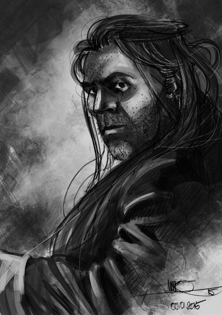 Daily black and white 3, Marko Pudar on ArtStation at http://www.artstation.com/artwork/daily-black-and-white-3