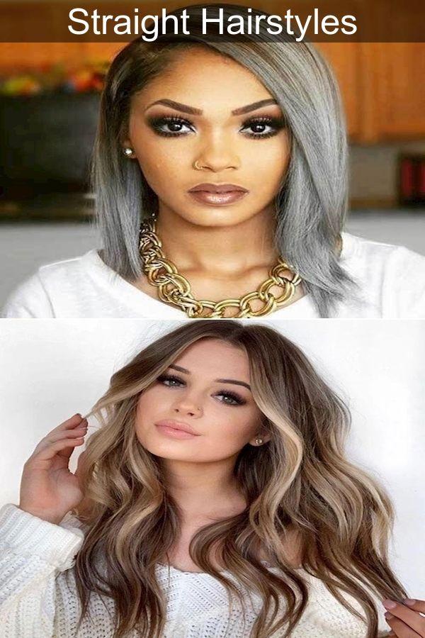 Remedies For Straight Hair Regis Hair Not Straight Hair In 2020 Straight Hairstyles Hair Styles Womens Hairstyles
