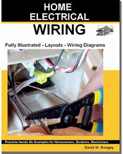 8 best electrical wiring images on pinterest electrical wiring rh pinterest com Home Wiring Step by Step Book Home Wiring Best Book