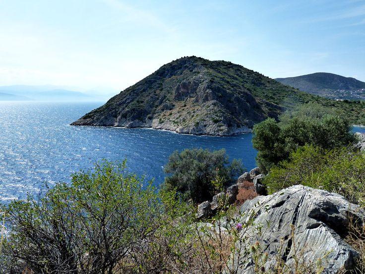 Epidavros, Nafplio, Tolo, Secluded Beaches by Sea Kayaking — A Greek Adventure
