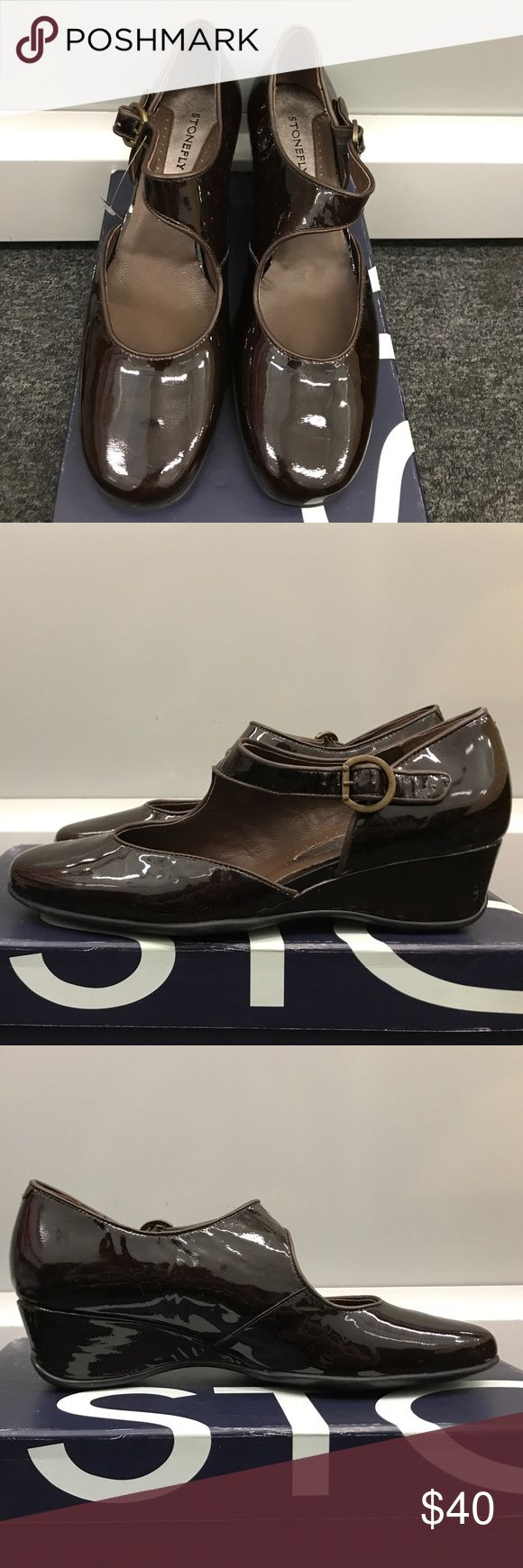 """Stonefly Sonja Women shoes Size 10 Stonefly Sonja Women shoes Size 10. New without box. Leather Upper. Heel heigh: 2"""". Please ask if you have any questions. Stonefly Shoes Flats & Loafers"""