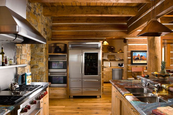 This California entrepreneur is selling his award-winning 11,000-square-foot log cabin in the beautiful, remote wilderness of Bitterroot Valley, Montana.