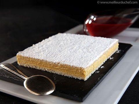 Apprenez les techniques de la pâtisserie en vidéo : Le gâteau russe. Toutes les techniques base : http://www.meilleurduchef.com/cgi/mdc/l/fr/recette/russe1.html