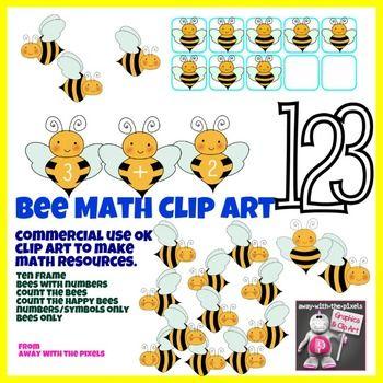 Math Clipart For Teachers