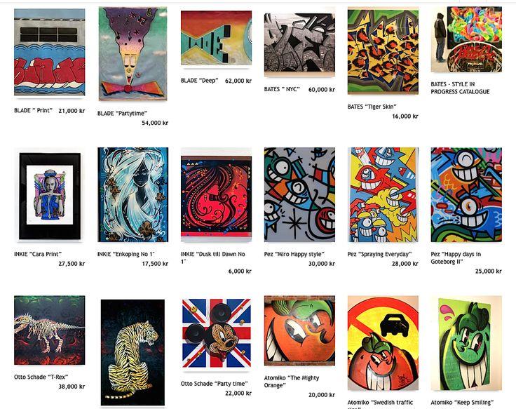 Buy Graffiti and Street Art Online @urbanartroom  #graffit #streetart #shop #online