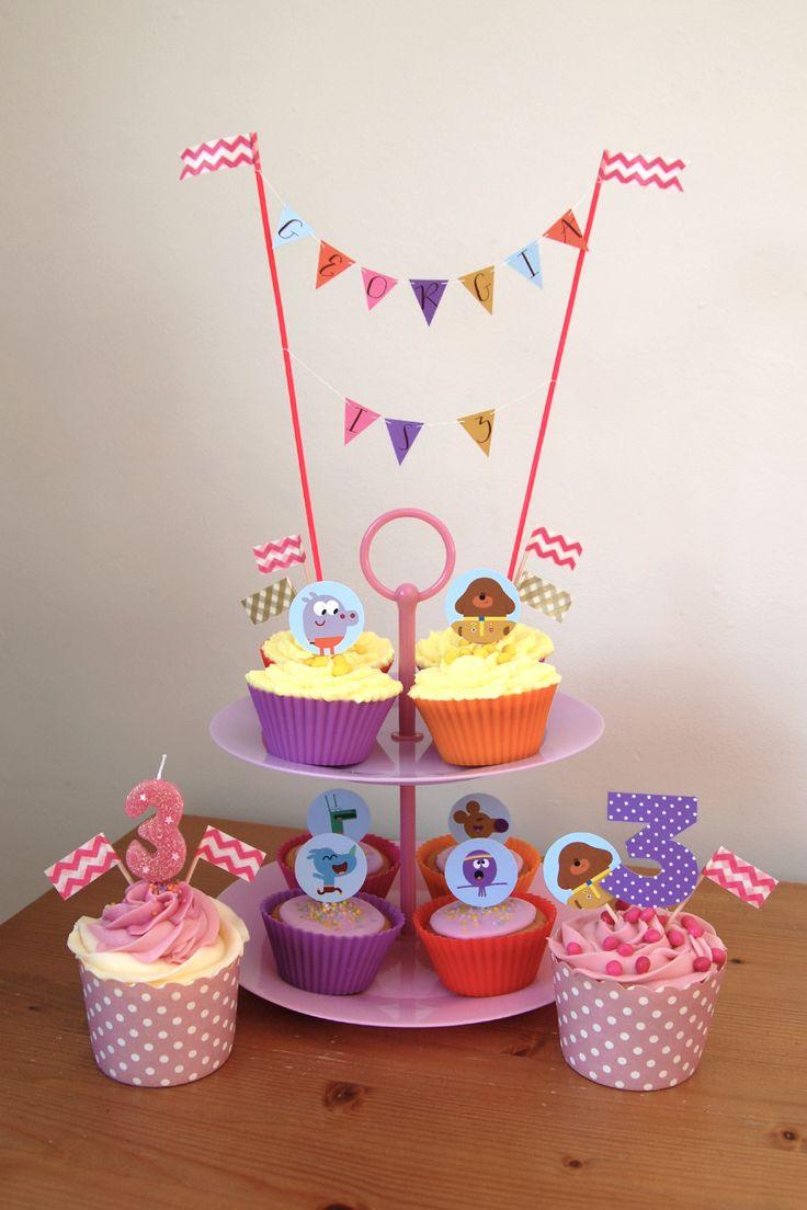 Hey Duggee cupcakes... #cbeebies