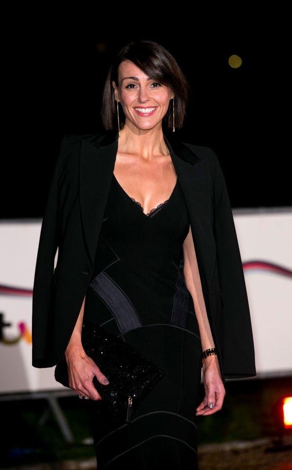 Suranne Jones-tv - trending 'Doctor Who' season 8, 2014 episodes [SPOILERS]: Suranne Jones wants Idris and Peter Capaldi to meet!