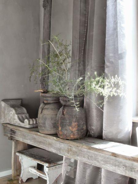 25 beste idee n over aardetinten op pinterest beddesprei bedspreien en aarde toon slaapkamer - Doucheruimte deco ...