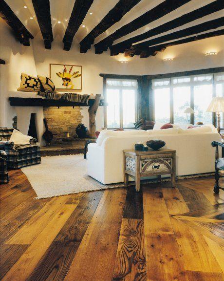 Декоративные потолочные балки | Ремонт квартиры своими руками