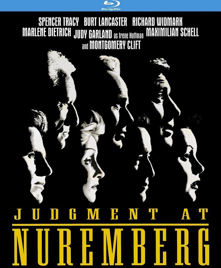 JUDGEMENT AT NUREMBERG BLU-RAY (KINO LORBER)