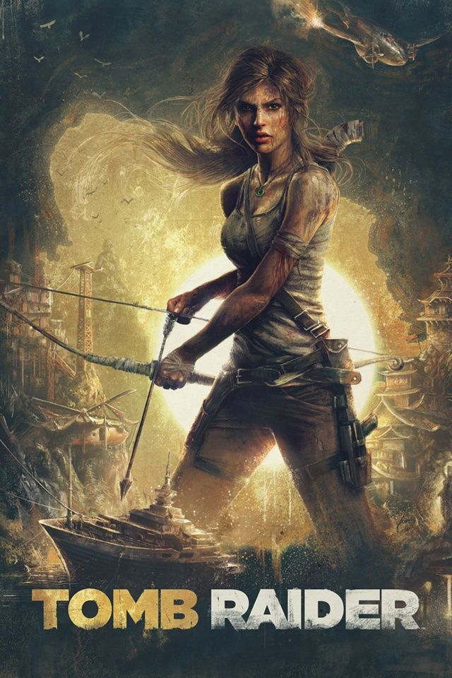 Tomb Raider (2018) Worldfree4u – Full Movie Dual Audio BRRip 720P English ESubs