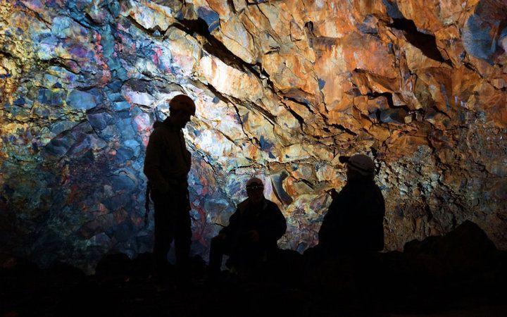 World's Coolest Underground Wonders: Magma Chamber of Thrihnukagigur Volcano