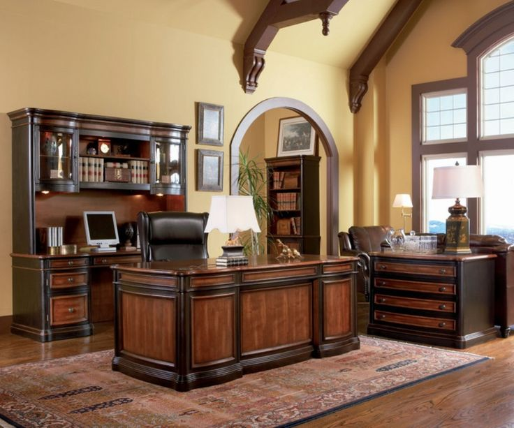 Blend Furnishings From Our Home Office Collections With Your Existing Décor  To Create A Space That