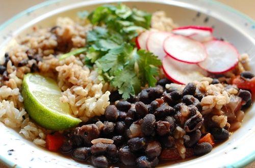 Cuban style black beans - Healthy Body Guru #black_beans #cuban_recipe ...