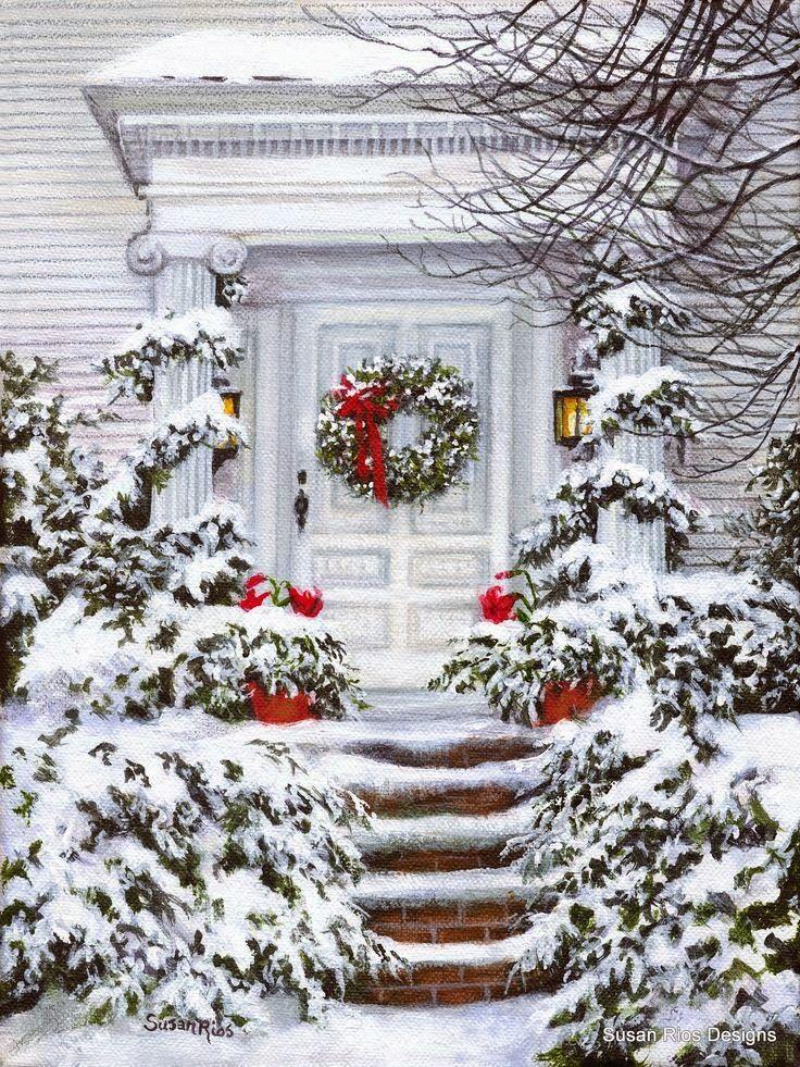 25 best ideas about christmas scenes on pinterest for Scene ideas
