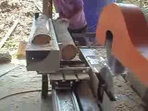 ZMAX Automatic Reciprocating Cutting Single Side Sawing Machine MJ-250-1...