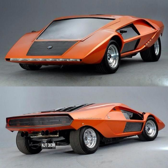 55 Best Lancia Stratos HF Zero Images On Pinterest
