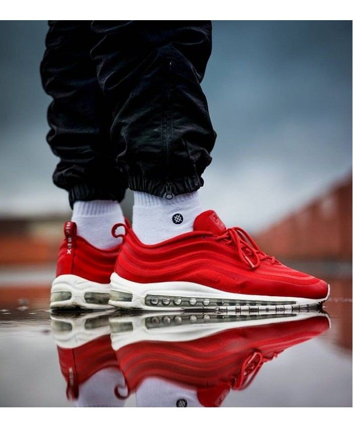 Nike Air Max 97 CVS Sport Red Trainers | Running shoes nike