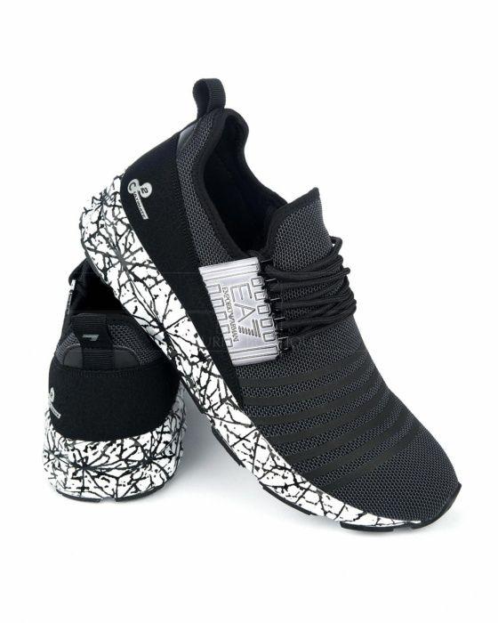 ce8f10249c Zapatillas Armani Exchange - Azul & Royal | Shoe