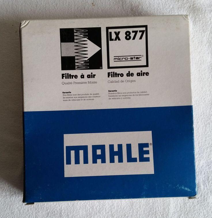 Mahle Luft-Filter Luftfilter Air-Filter LX 877 für Daewoo Matiz 96314494