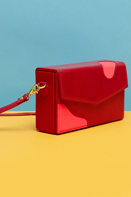 Miranda July Made A Purse For Neurotics Like Us  #refinery29  http://www.refinery29.com/2014/10/75621/miranda-july-bag#slide1