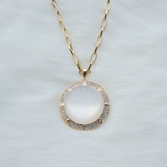 19 best big pendant necklace images on pinterest drop necklace simple circular white jade pendant necklace fashion jewelrysimple design pendant necklacebig pendant aloadofball Choice Image