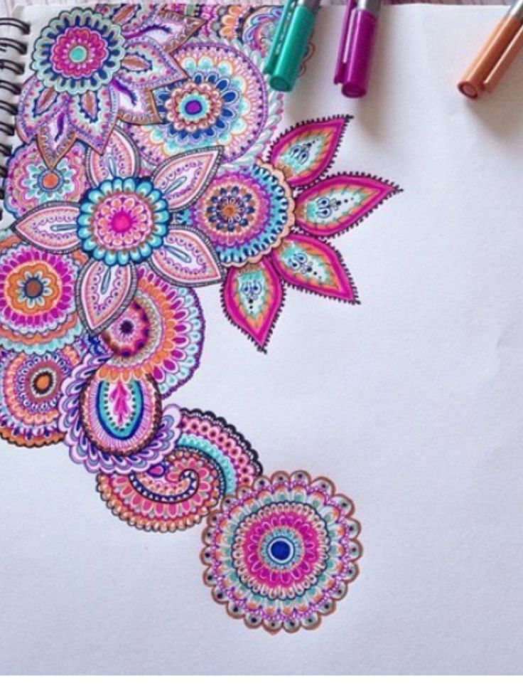 Mandela Crochet Pattern Free Blanket