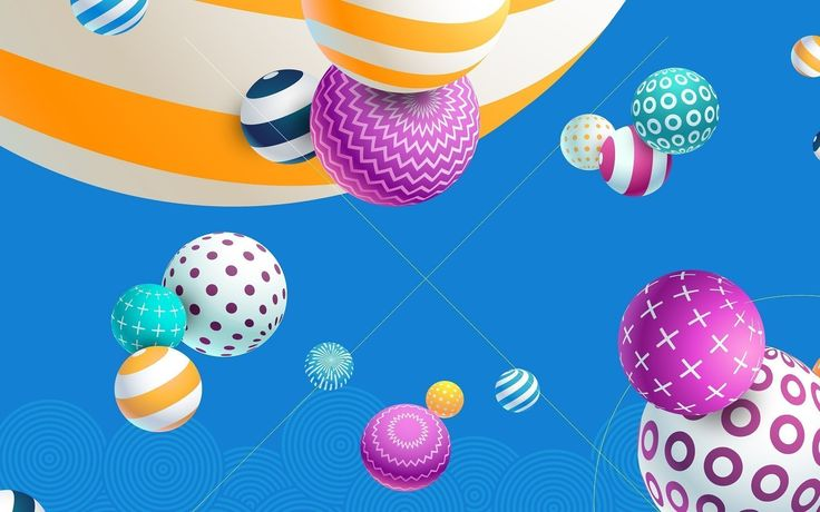 Abstract Colorful ball background abstract wallpaper Abstract Colorful ball back... | Abstract HD Wallpapers 6