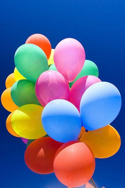 Balloons by Bill Davies (SA), via Flickr