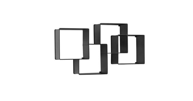 Livet trenger ikke å være komplisert. Som når du setter sammen fire enkle bokser og får et moderne og praktisk sted å oppbevare og vise frem tingene dine. Det er det vi kaller Quadro.