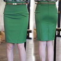 Gloss одежда юбка зеленая