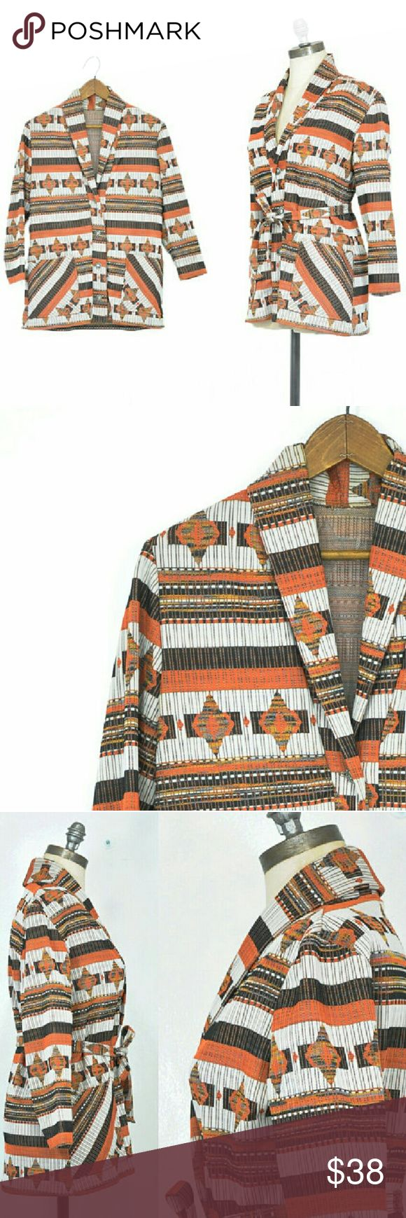 """Vintage Southwester Jacket 